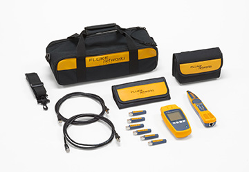 Fluke Networks Remote ID Kit for MS-POE MicroScanner with Identifiers #2-7